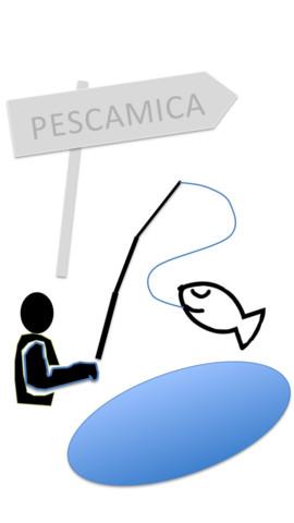 Pescamica l 39 app gratuita per la pesca sportiva iphone for Realizzazione laghetti artificiali quanto costa