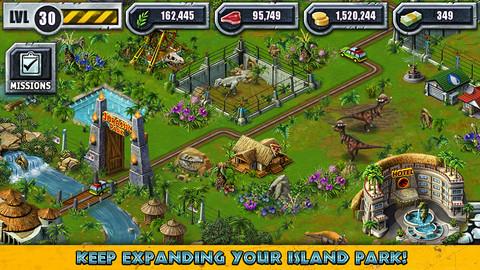 Costruisci Il Tuo Parco Dei Dinosauri Con Jurassic Park Builder