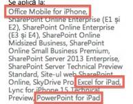 Microsoft Office per iPhone ufficiale, o quasi!