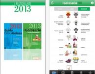 """Su App Store arriva l'app """"I Ristoranti del Golosario 2013"""""""