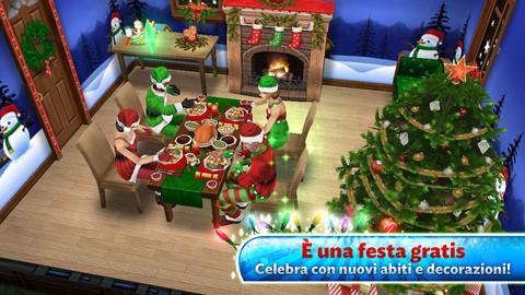 Albero Di Natale The Sims 3.I Simpson Springfield E The Sims Gratis Si Aggiornano Per Natale Iphone Italia