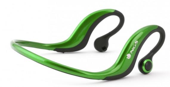 Ngs presenta le nuove cuffie sportive sport artica per iphone iphone italia - Cuffie per sport ...