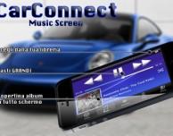 Nuovo update per iCarConnect, l'app che trasforma l'iPhone in un centro multimediale per l'auto