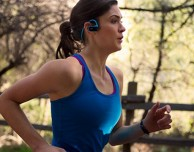 Sony One-Piece Waterproof Walkman, 1 ora di riproduzione con 3 minuti di ricarica