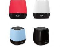 Da iLuv arrivano i nuovi speaker per Tablet e Smartphone