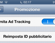 Apple comincia a rifiutare le applicazioni che fanno uso di Cookie per tracciare gli utenti