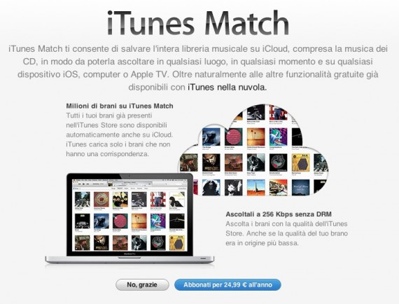 iTunes Match iPhone iPad pic0