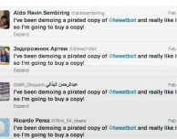 Tweetbot lo sa: stai usando una copia pirata dell'app!