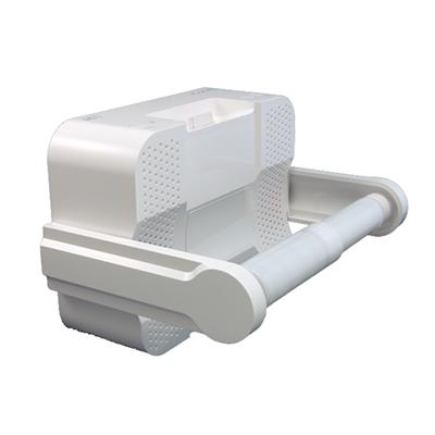 Icarta 2 il porta carta igienica per iphone che fa anche da speaker iphone italia - Porta carta igienica design ...