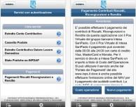 INPS Servizi Mobile abilita i pagamenti tramite iPhone