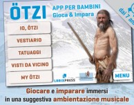 Ötzi, l'app che insegna ai bambini la storia del Neolitico