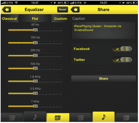 Jabra sound app iphone