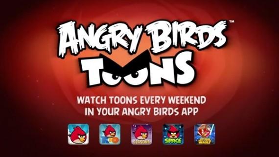 Angry birds toon il cartone animato che andrà in onda dal