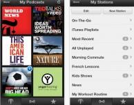 Apple aggiorna le applicazioni Podcast (con le stazioni personalizzate e una grafica nuova) e Trova il mio iPhone