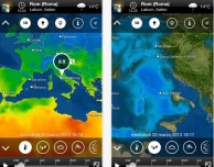 MeteoEarth: l'app meteo di MeteoGroup ora disponibile anche per iPhone