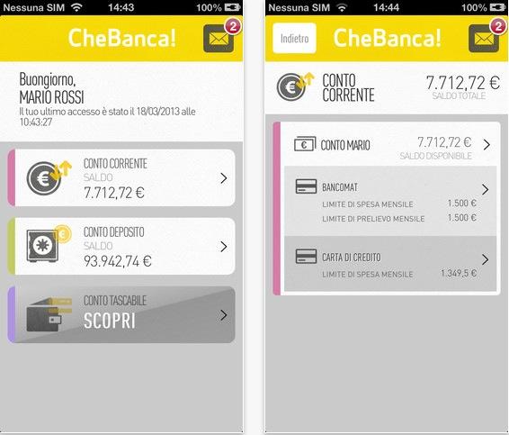 Chebanca Iphone
