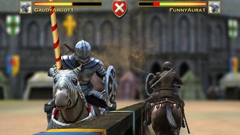 Knight Storm: duelli e forti medievali