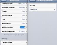 Come disabilitare gli acquisti in-app su iPhone