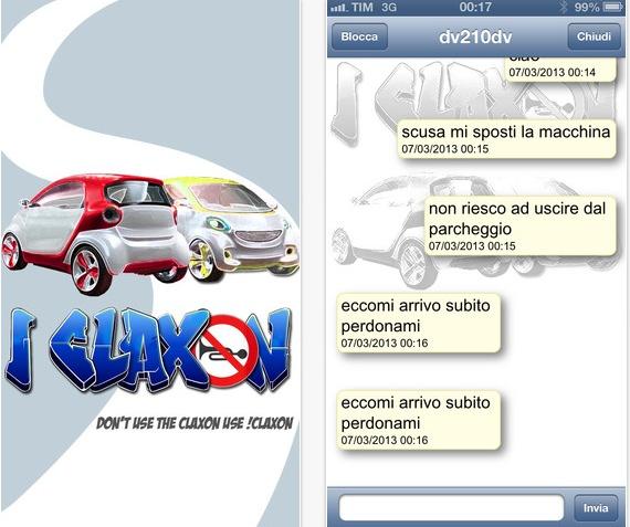 iClaxon: l'alternativa a Whatsapp per gli automobilisti