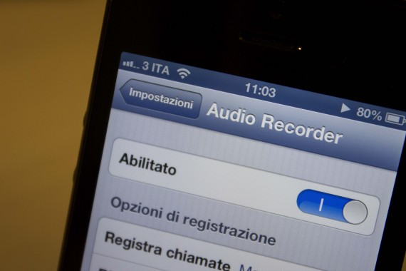 Registrare chiamate iphone cydia