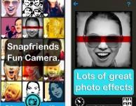 Aggiorna la tua foto profilo Facebook o Twitter con Snapfriends
