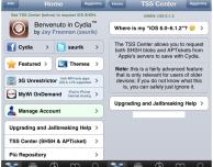 ATTENZIONE: gli SHSH di iOS 6.0/6.1.2 salvati da Cydia hanno un problema: Saurik lancia il TSS Center! [AGGIORNATO]