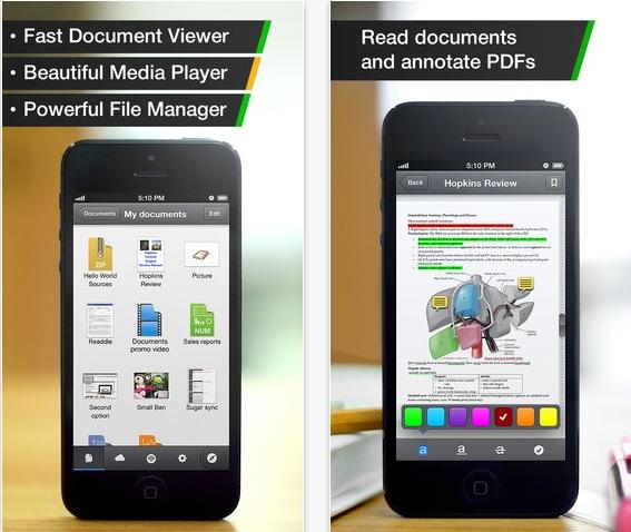 documents iphone