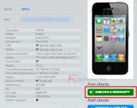 Come scoprire se un iPhone è factory unlocked per funzionare con qualsiasi operatore