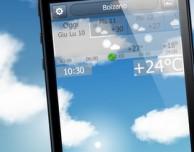 YoWindow: il meteo che rispecchia il tempo reale