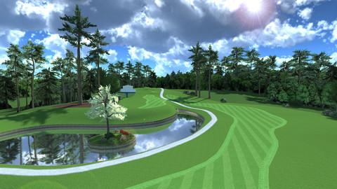 GolfStar: il golf su iPhone secondo Com2us