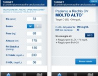Target di prevenzione delle malattie cardiovascolari: un'app gratuita per calcolare il rischio di malattie cardiovascolari