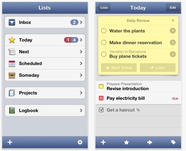Things per iPhone si aggiorna con importanti novità