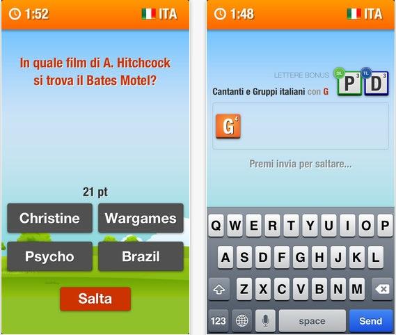 giochi per coppie chat serie per conoscere persone