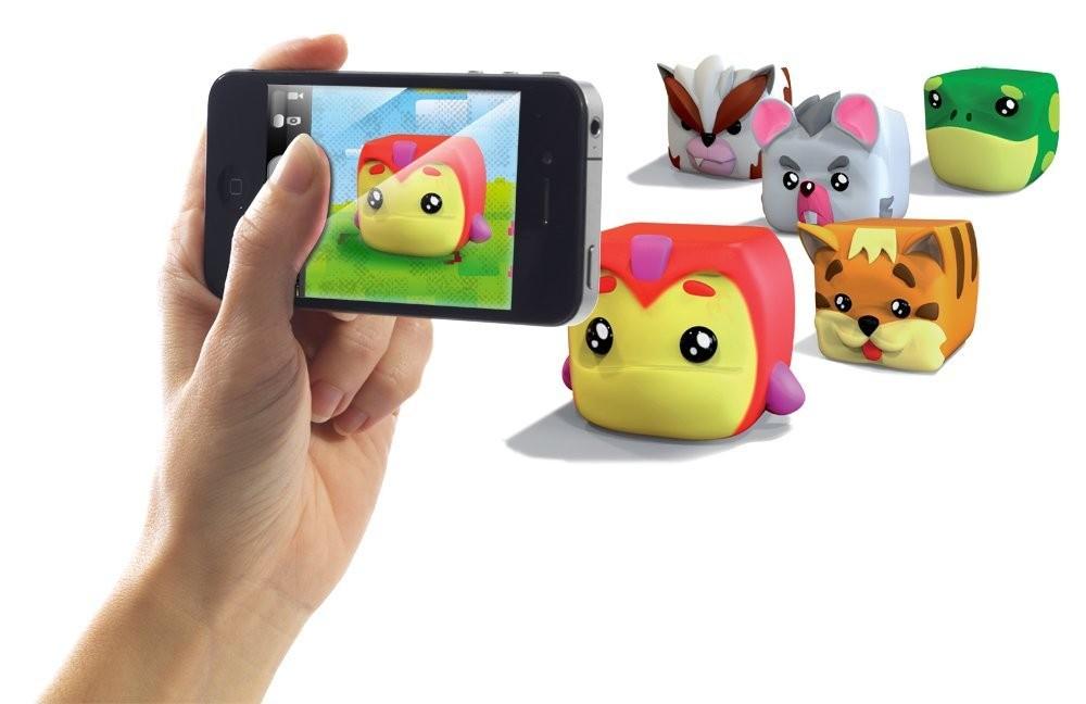 Giochi Preziosi e AppFactory presentano i Cupets, 12 simpatici animaletti che coniugano il gioco tradizionale alle App mobile - iPhone Italia