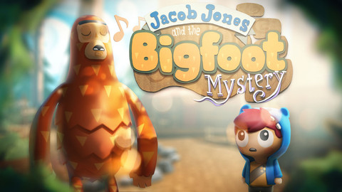 Jacob Jones and the Bigfoot Mystery 4