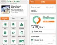 """Intesa Sanpaolo aggiorna l'app """"La tua banca"""""""