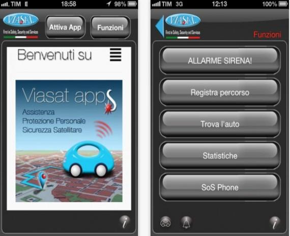 Scaricare app viasat