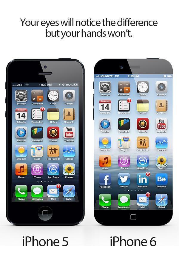 """""""iPhone 6: non ci crederete. Neppure quando lo avrete visto"""": la pagina di presentazione Apple vista con gli occhi di un utente"""