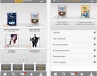 Con l'app IBS.it, i libri si comprano dallo smartphone