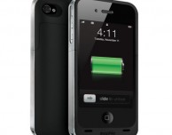 Mophie Juice Pack: le custodie con batteria integrata per iPhone 4/4S disponibili a metà prezzo su Amazon