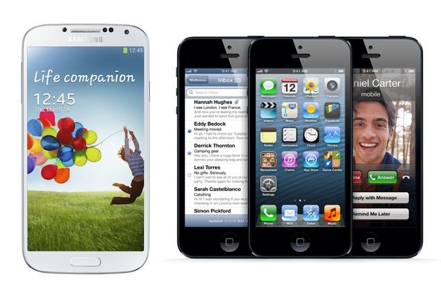 Smartphone: Apple perde quote di mercato a livello globale