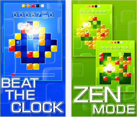 Chock A Block iPhone pic0