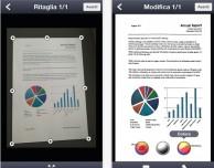 FineScanner si aggiorna: nuove funzioni per trasformare l'iPhone in uno scanner
