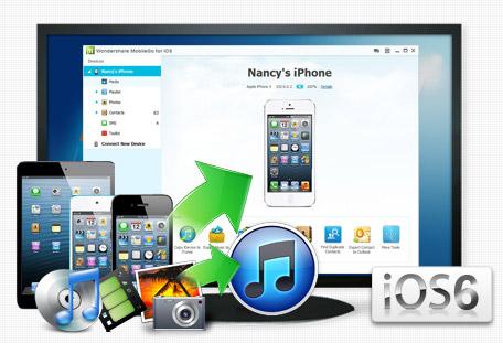MobileGo: l'alternativa a iTunes per PC Windows utile per recuperare i dati su iPhone