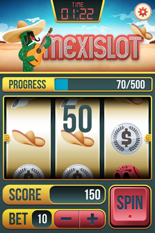 Mexi Slot - FreeWin - iPhone
