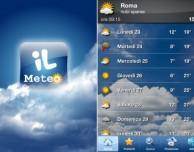 ilMeteo Plus si aggiorna e introduce le notifiche push