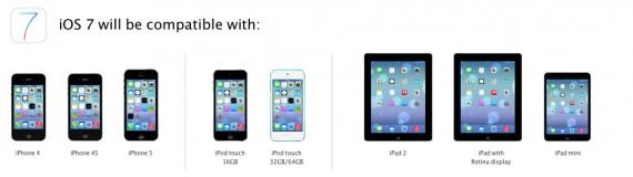 ios 7 device