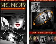 Pic Noir: date alle vostre foto un tocco vintage
