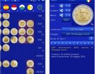 Collezione Euro Monete 1.6.1 disponibile su App Store