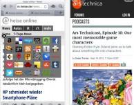 iCab Mobile si aggiorna: arrivano le gesture per aprire app dal browser